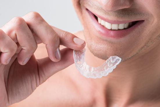 Don't Chew Gum Or Mints While Wearing Invisalign