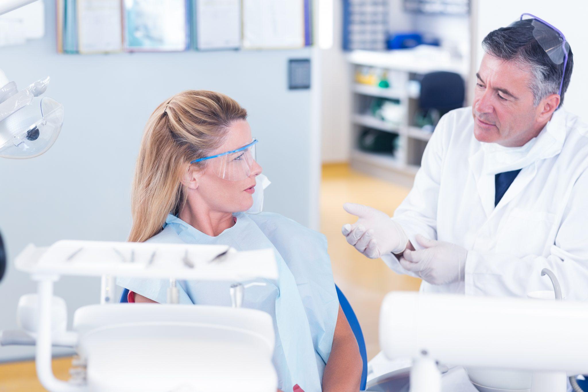 Dentist of Woodbridge Office